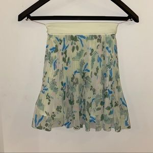ARITZIA mini twirl skirt- open to offers!